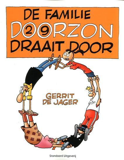 De familie Doorzon 29 Doorzon draait door