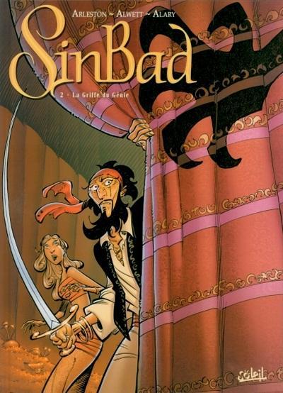 Sinbad 2 La griffe du génie