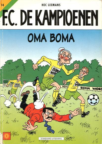 F.C. De Kampioenen 14 Oma Boma