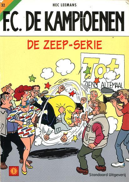 F.C. De Kampioenen 32 De zeep-serie