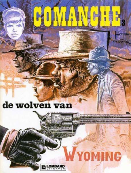 Comanche 3 De wolven van Wyoming