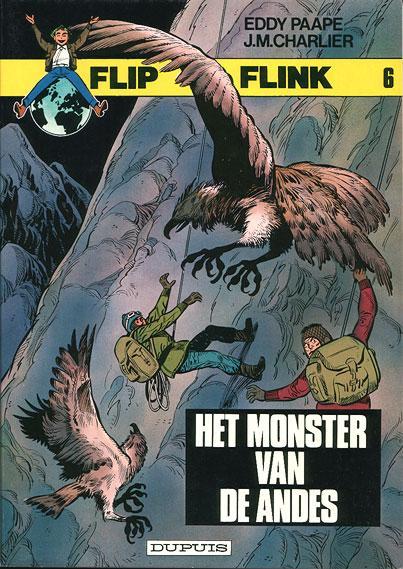 Flip Flink 6 Het monster van de Andes