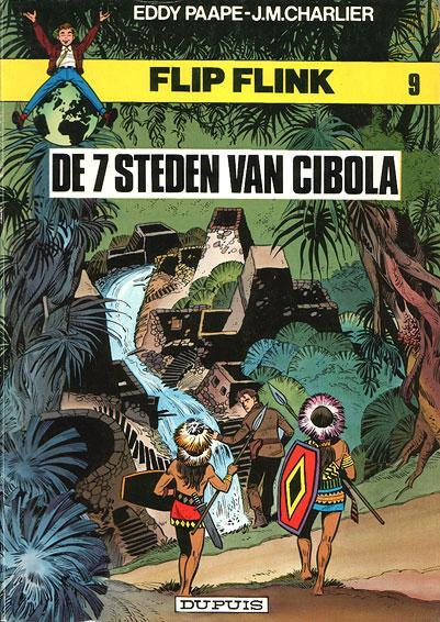 Flip Flink 9 De 7 steden van Cibola