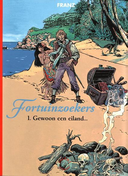 Fortuinzoekers 1 Gewoon een eiland...