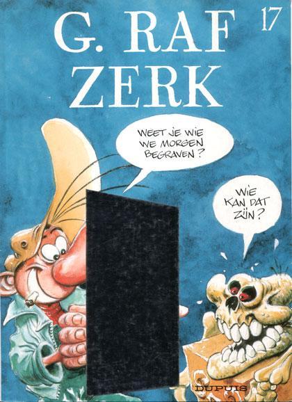 G. Raf Zerk 17 Weet je wie we morgen begraven?