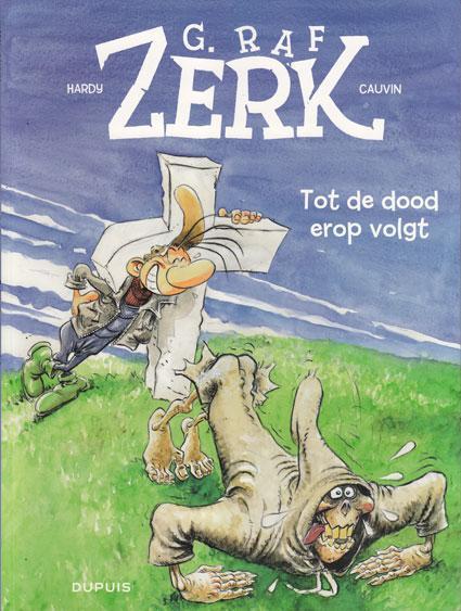 G. Raf Zerk 26 Tot de dood erop volgt
