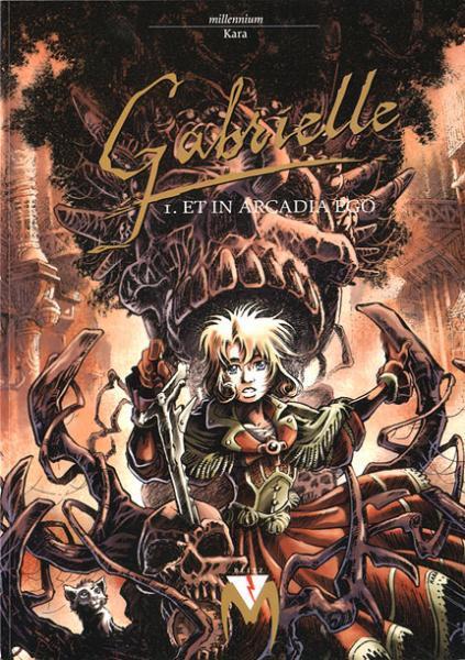 Gabrielle 1 Et in Arcadia ego