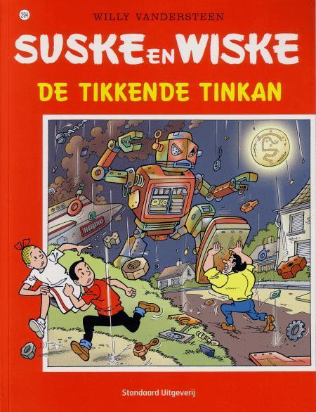Suske en Wiske 294 De tikkende Tinkan