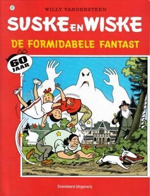 Suske en Wiske 287 De formidabele fantast