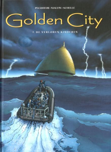 Golden City 7 De verloren kinderen