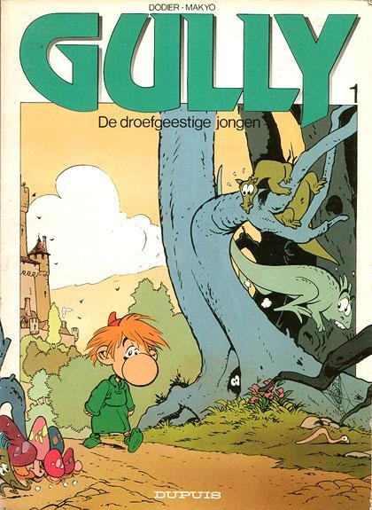 Gully 1 De droefgeestige jongen
