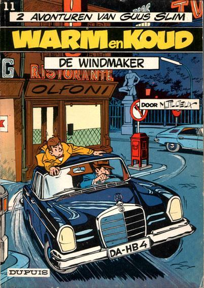 Guus Slim 11 Warm en koud/De windmaker
