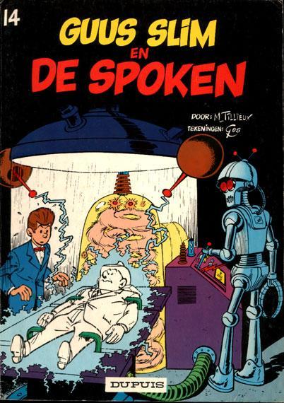 Guus Slim 14 De spoken