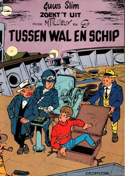 Guus Slim 16 Tussen wal en schip