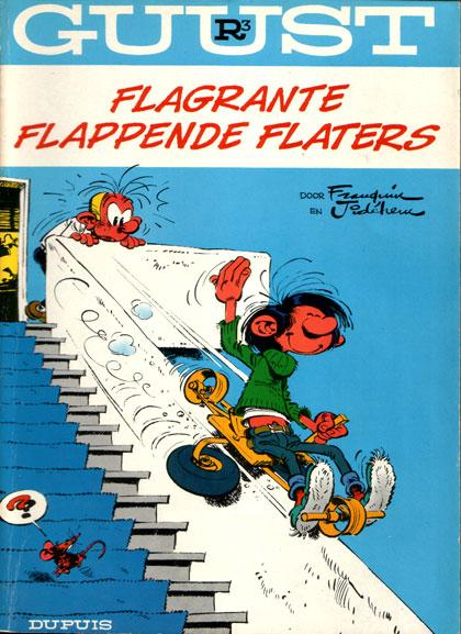 Guust 3 Flagrante flappende flaters