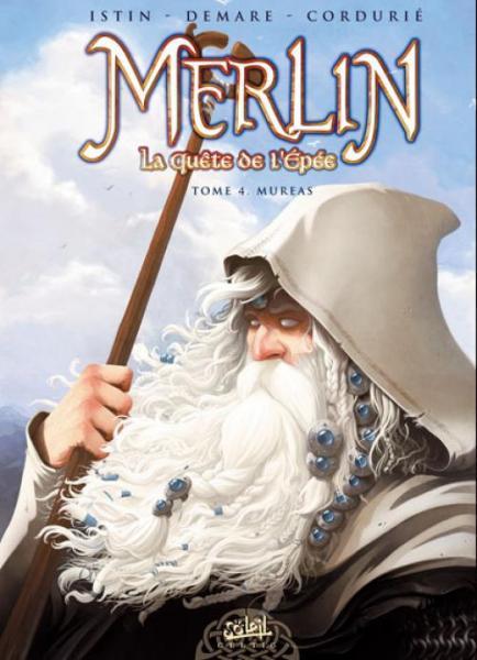 Merlijn - Queeste naar het zwaard 4 Mureas