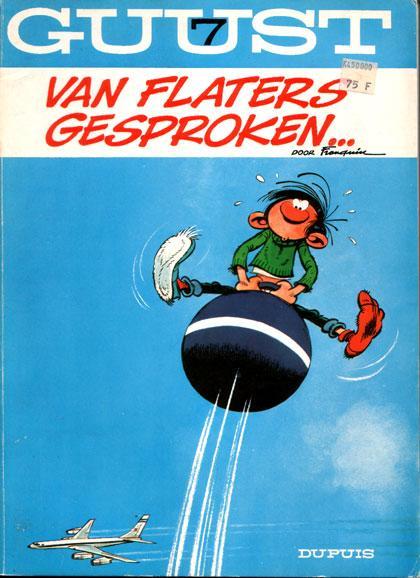 Guust 7 Van Flaters gesproken...