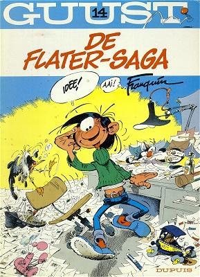 Guust 14 De Flater-saga