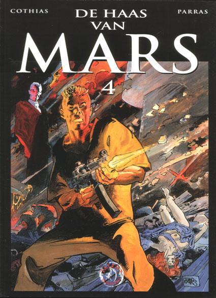 De haas van Mars 4 Deel 4