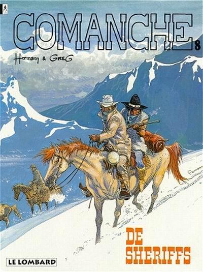 Comanche 8 De sheriffs