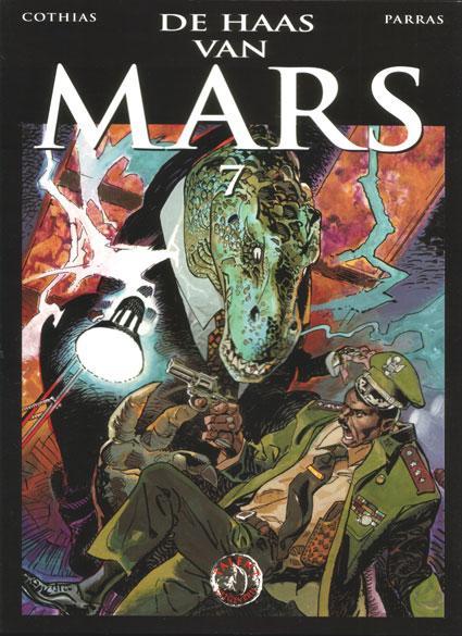De haas van Mars 7 Deel 7