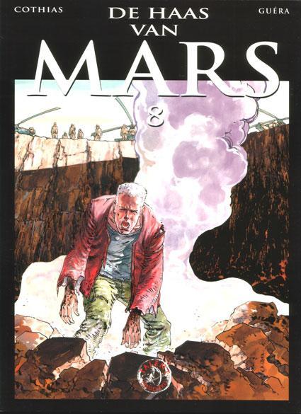 De haas van Mars 8 Deel 8