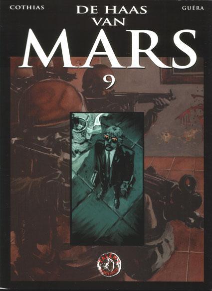 De haas van Mars 9 Deel 9