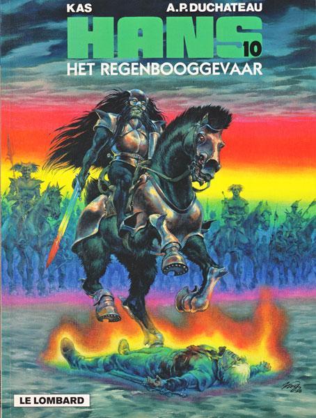 Hans (Rosinski/Kas) 10 Het regenbooggevaar