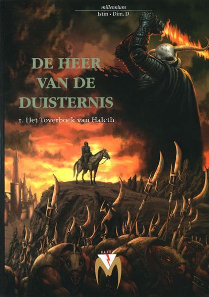 De heer van de duisternis 1 Het toverboek van Haleth