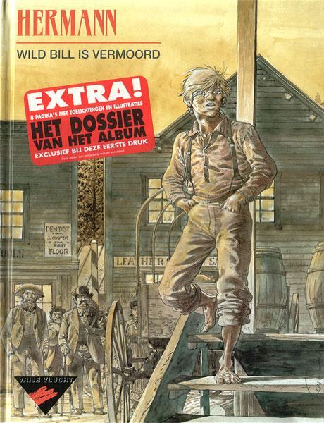 Wild Bill is vermoord