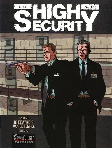 High Security 2 De bewakers van de tempel 2/2