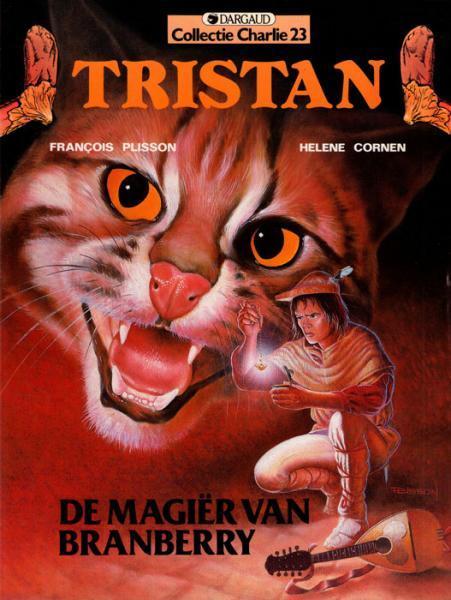 Tristan (Plisson) 1 De magiër van Branberry