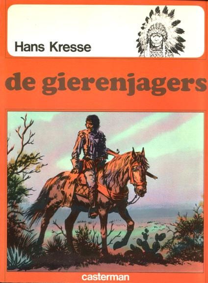 De indianenreeks 7 De gierenjagers