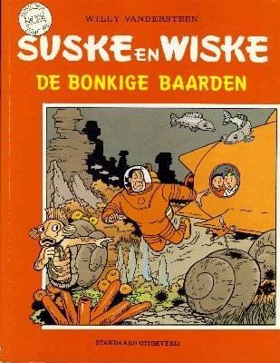 Suske en Wiske 206 De bonkige baarden