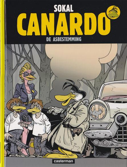 Inspecteur Canardo 19 De asbestemming