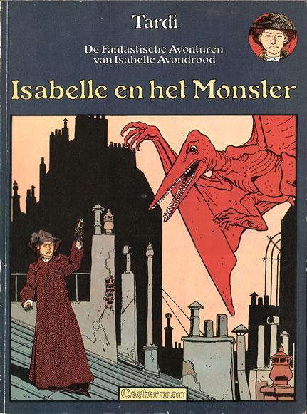 Isabelle Avondrood 1 Isabelle en het monster