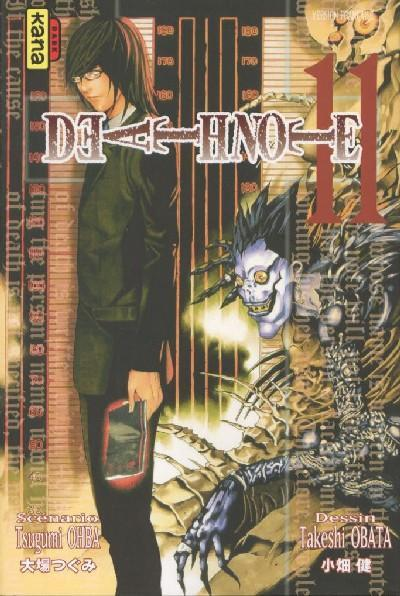 Death Note 11 Tome 11