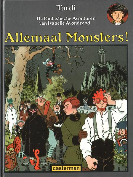 Isabelle Avondrood 7 Allemaal monsters!