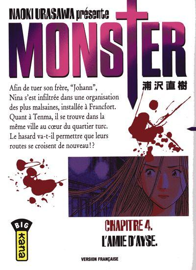 Monster (Urasawa) 4 L'amie d'Ayse