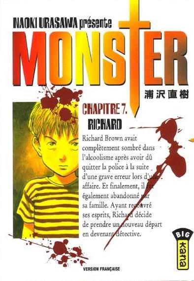 Monster (Urasawa) 7 Richard