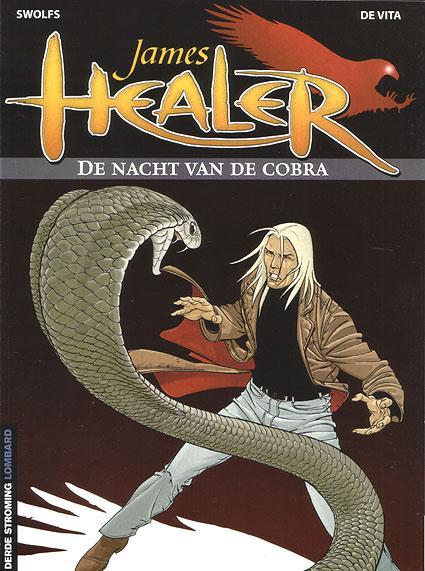 James Healer 2 De nacht van de cobra