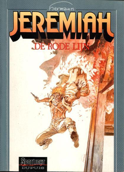 Jeremiah 16 De rode lijn