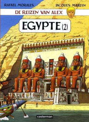 De reizen van Alex 9 Egypte (2)