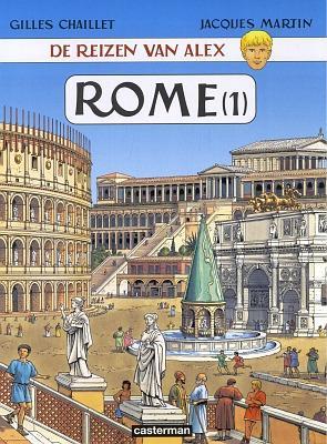 De reizen van Alex 2 Rome (1)