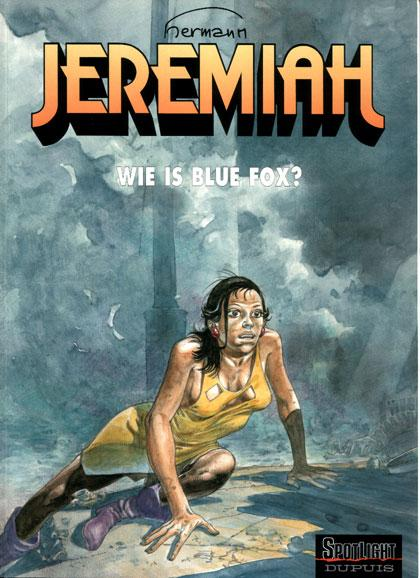 Jeremiah 23 Wie is Blue Fox?