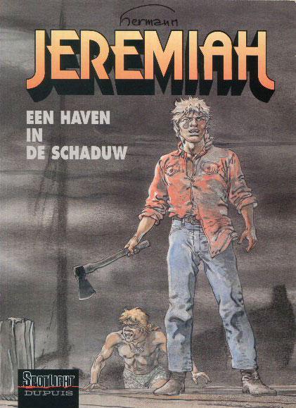 Jeremiah 26 Een haven in de schaduw