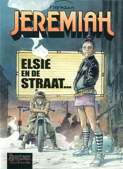 Jeremiah 27 Elsie en de straat...