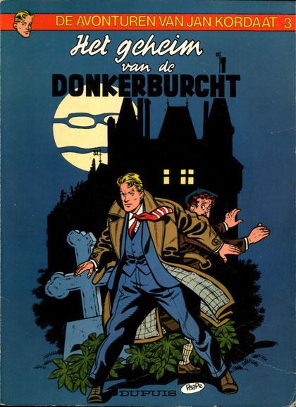 Jan Kordaat 3 Het geheim van de donkerburcht