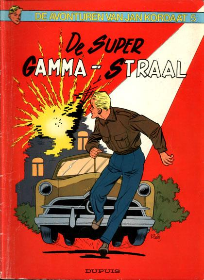 Jan Kordaat 5 De super gamma-straal