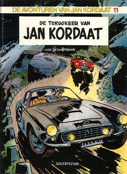 Jan Kordaat 11 De terugkeer van Jan Kordaat